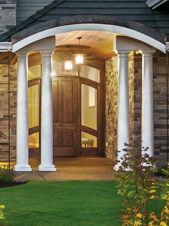 Columns in St. Louis, MO - Premier Builder Supply